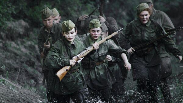 La película 'Batalla de Sebastopol' sale a las pantallas rusas y ucranianas - Sputnik Mundo