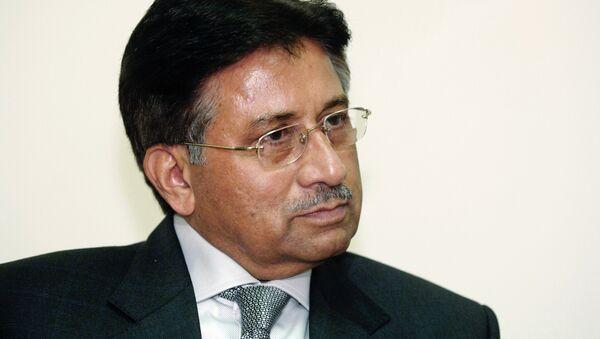 Pervez Musharraf, expresidente de Pakistán - Sputnik Mundo