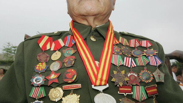 Rusia condecorará a 40 veteranos de guerra chinos - Sputnik Mundo
