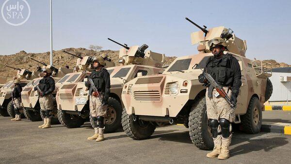 Ejército saudí terrestre y unidades de las fuerzas especiales del ejército paquistaní - Sputnik Mundo
