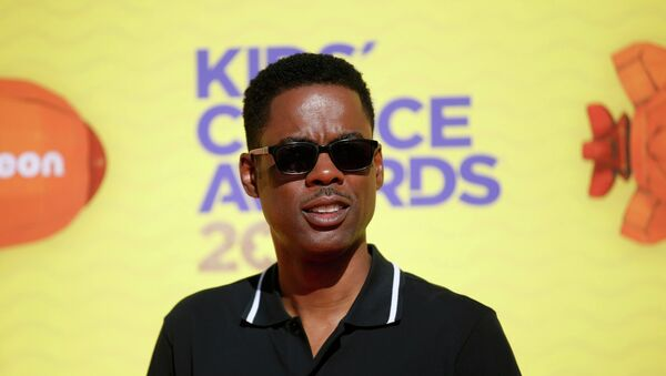 Actor Chris Rock at the 2015 Kids' Choice Awards in Los Angeles - Sputnik Mundo