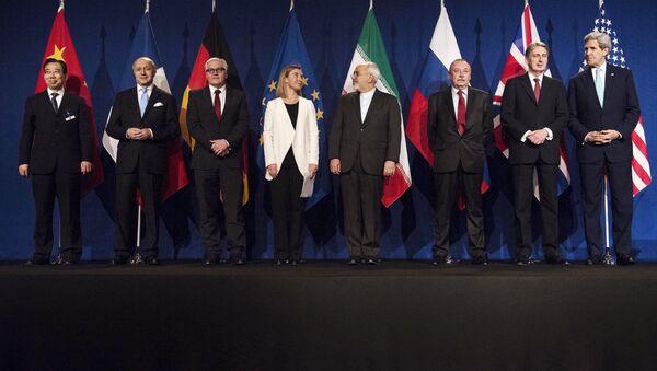 Miembros de la comisión del Programa Nuclear - Sputnik Mundo
