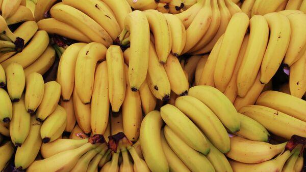 Banano - Sputnik Mundo