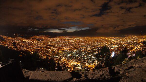Bogotá - Sputnik Mundo