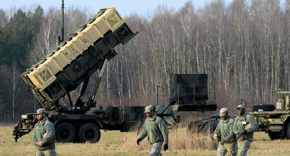 Sistema antimisiles Patriot en Polonia