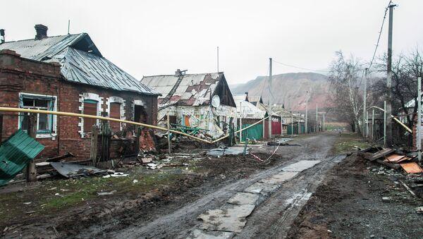 Cancillería de Ucrania revela que Kiev continuará bloqueo económico de Donbás - Sputnik Mundo