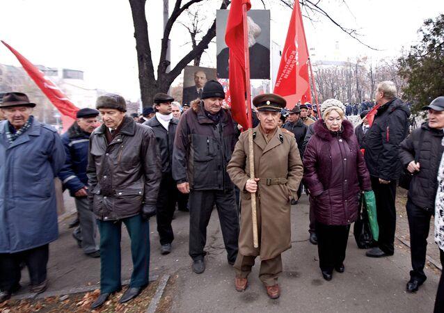 Comunistas de Ucrania