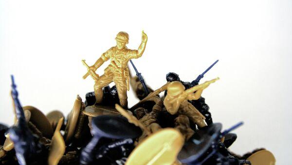 toy soldiers - Sputnik Mundo