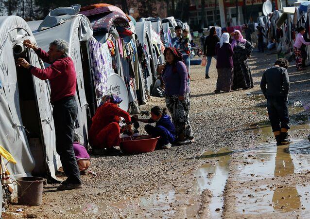 Cifran en 38 millones los desplazados internos en el mundo