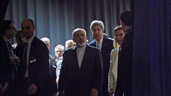 Negociacones sobre programa nuclear iraní - Sputnik Mundo