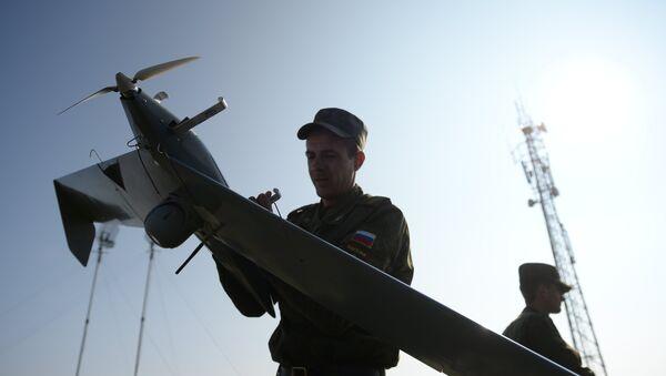 Dron ruso - Sputnik Mundo