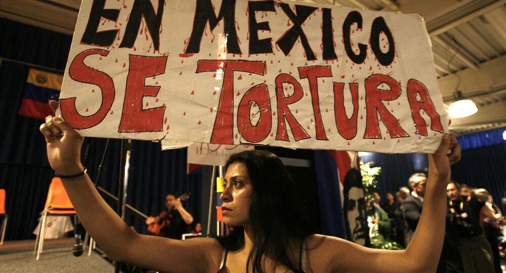 México admite tortura pero sostiene que relator de ONU se extralimitó