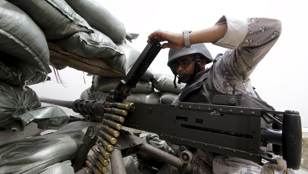 Soldado del Ejército saudí - Sputnik Mundo