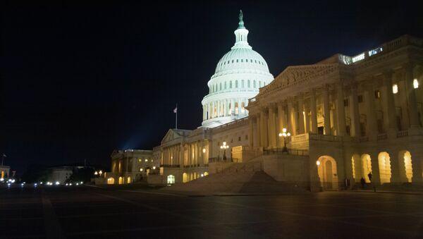 El Congreso de EEUU - Sputnik Mundo