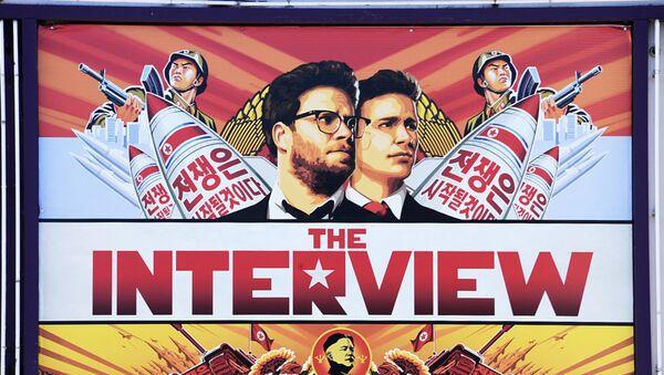 Un activista envía por globo a Corea del Norte miles de copias de la La entrevista - Sputnik Mundo