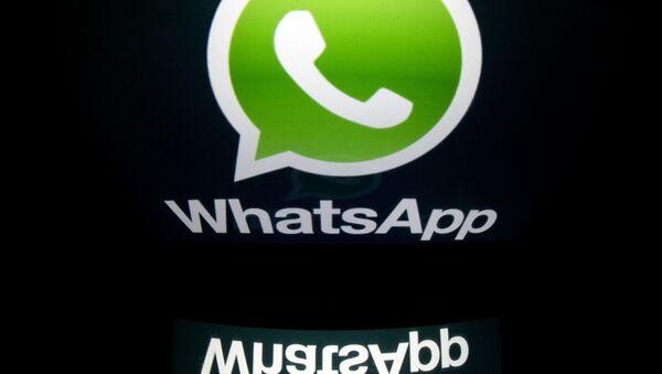 Logo de WhatsApp (archivo) - Sputnik Mundo