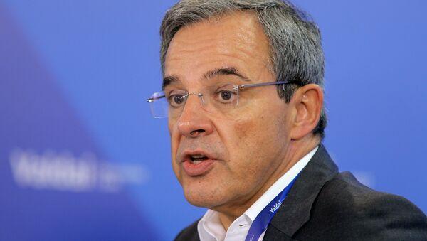 Thierry Mariani, copresidente de la asociación Diálogo Franco-Ruso - Sputnik Mundo