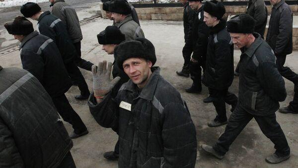 Condenados - Sputnik Mundo