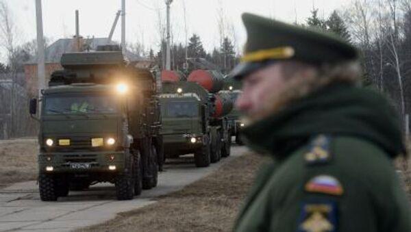 Sistema de defensa antiaérea Pantsir-S y sistema de misiles S-400 - Sputnik Mundo