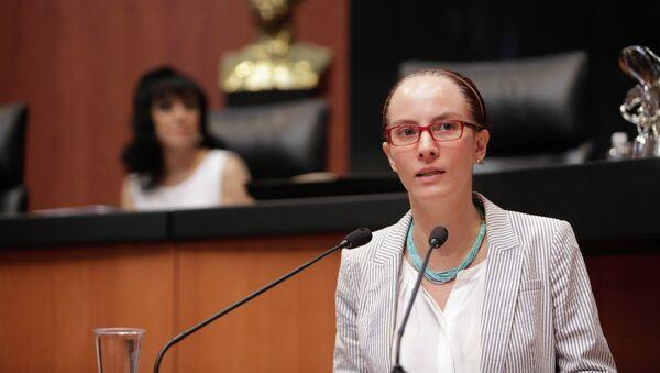 Gabriela Cuevas, presidenta de la Unión Interparlamentaria - Sputnik Mundo