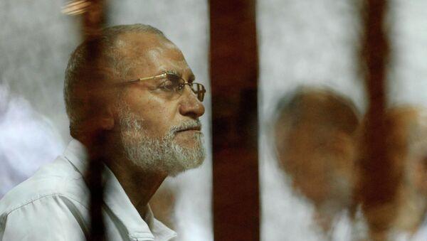 Mohamed Badie, líder de los Hermanos Musulmanes - Sputnik Mundo
