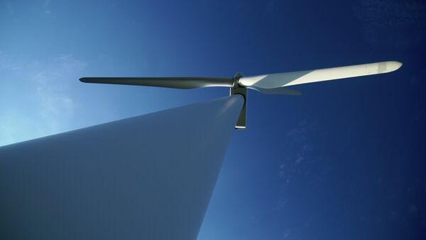 Molino de viento (imagen referencial) - Sputnik Mundo