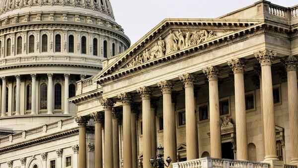 Congreso de EEUU - Sputnik Mundo