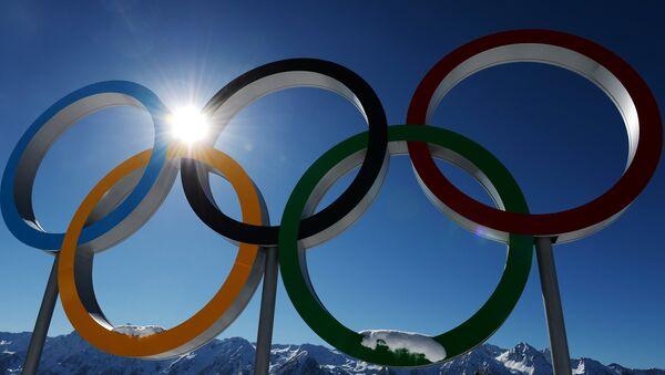 Anillos olímpicos - Sputnik Mundo