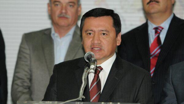 Miguel Ángel Osorio Chong, secretario del Interior de México - Sputnik Mundo