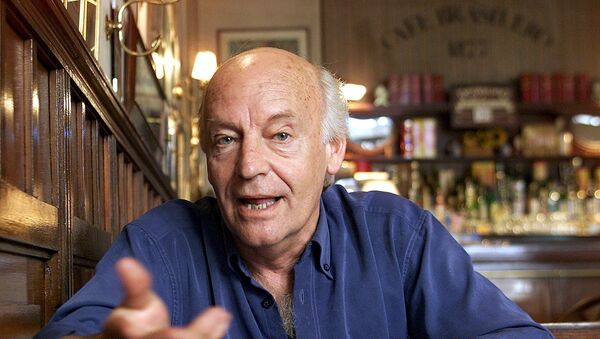 Uruguayan writer Eduardo Galeano - Sputnik Mundo