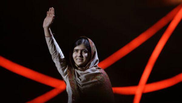 Malala Yousafzai, activista paquistaní - Sputnik Mundo