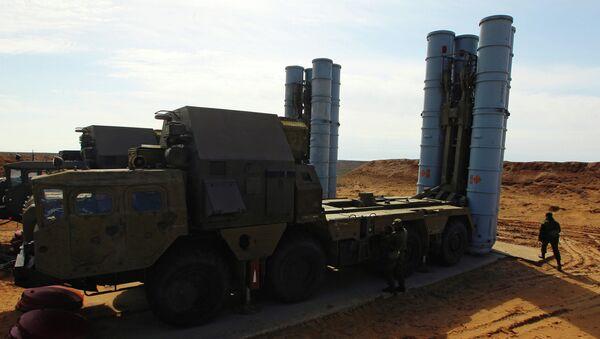 Sistema de misiles S-300 - Sputnik Mundo