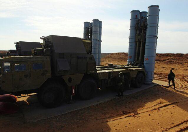 Sistema de misiles antiaéreos S-300