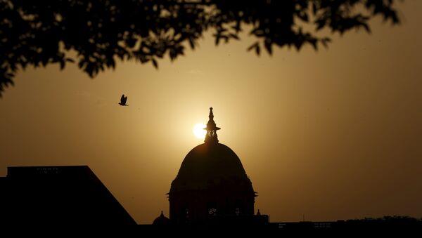 Ministerio de Finanzas de India - Sputnik Mundo