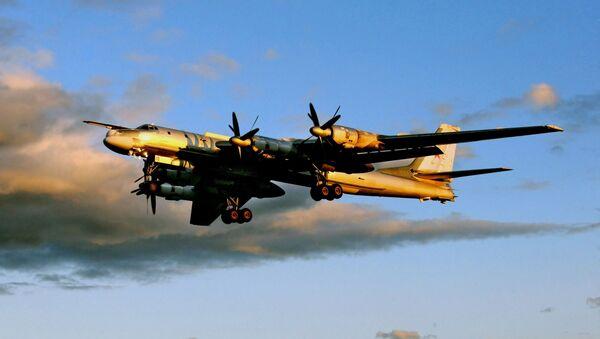 Tu-95MS strategic bomber - Sputnik Mundo