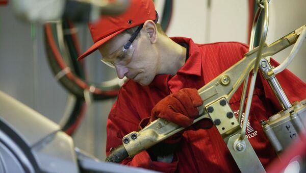 Producción de Chevrolet Lacettii por General Motors en Kaliningrad - Sputnik Mundo