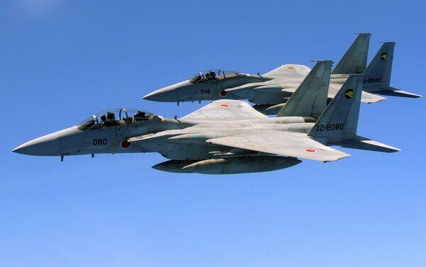 Caza F-15 - Sputnik Mundo