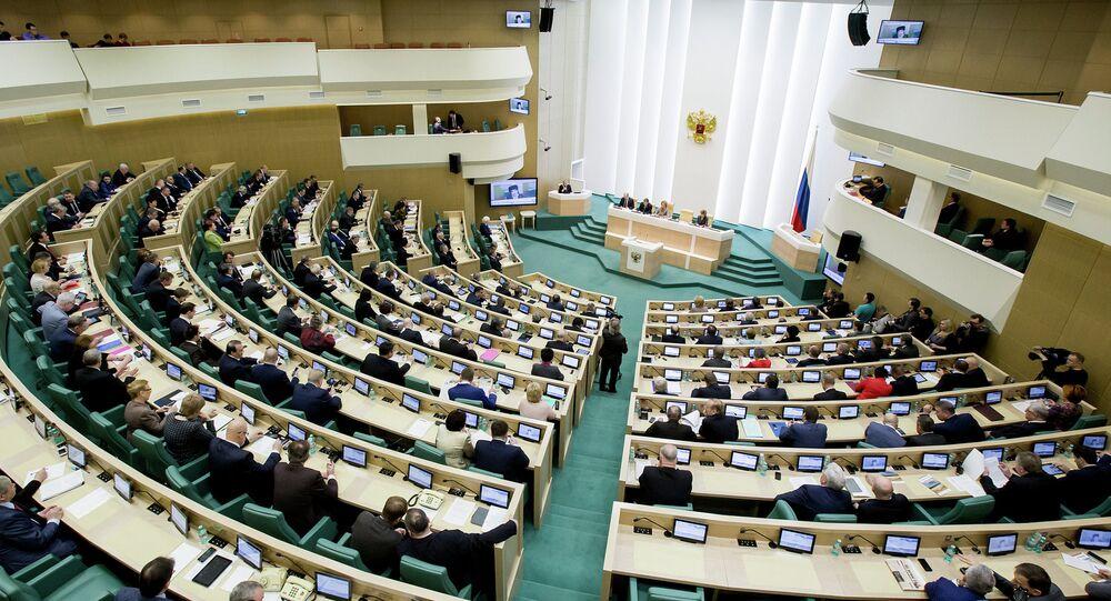 El Senado ruso