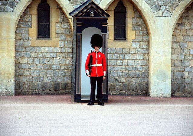 Los celadores del castillo de Windsor secundan la acción sindical