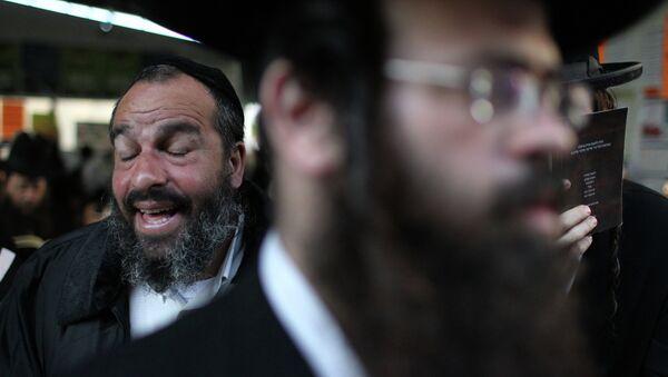 Judios ultra ortodoxo - Sputnik Mundo