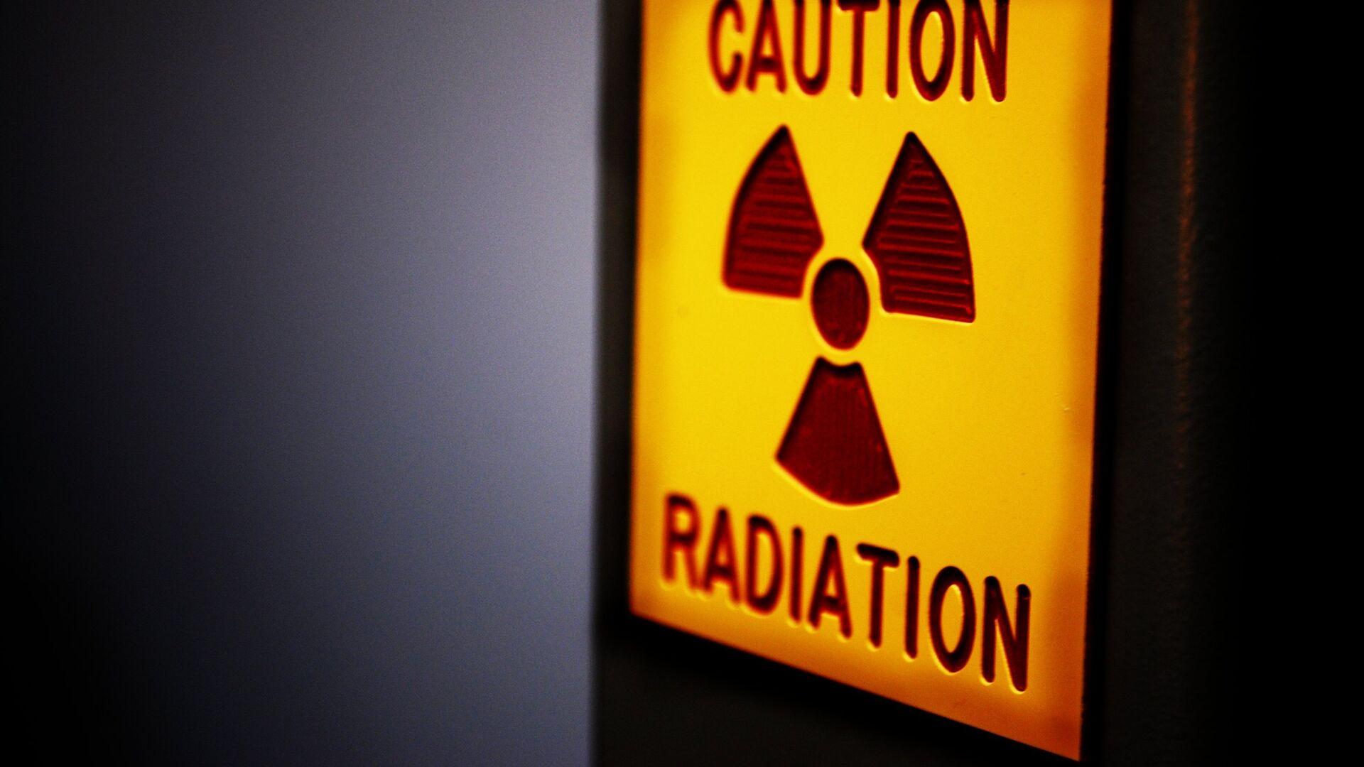 Radiation sign - Sputnik Mundo, 1920, 26.03.2021