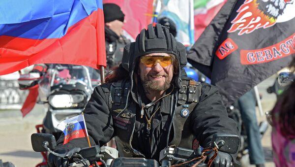 Alexandr Zaldostánov, alias El Cirujano, líder de Lobos Nocturnos - Sputnik Mundo
