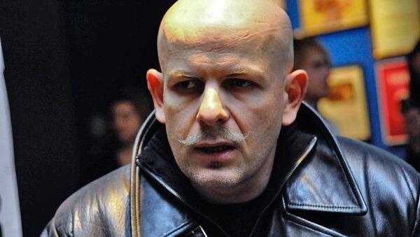 Oles Buzina - Sputnik Mundo