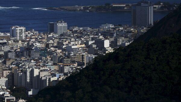 Río de Janeiro - Sputnik Mundo