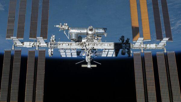 Space Station on May 29, 2011 - Sputnik Mundo