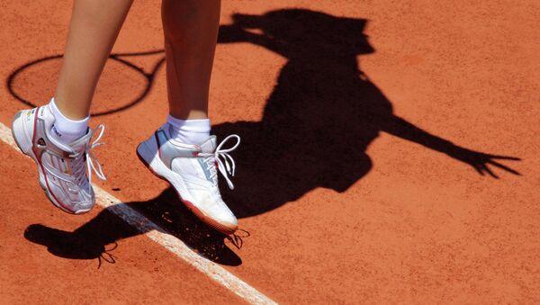 Competencia de tenis - Sputnik Mundo