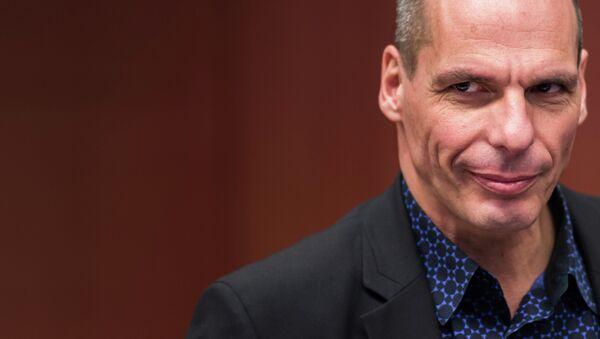 Yanis Varoufakis, exministro griego de Finanzas - Sputnik Mundo