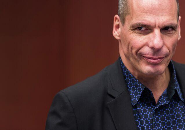 Yanis Varoufakis, exministro griego de Finanzas