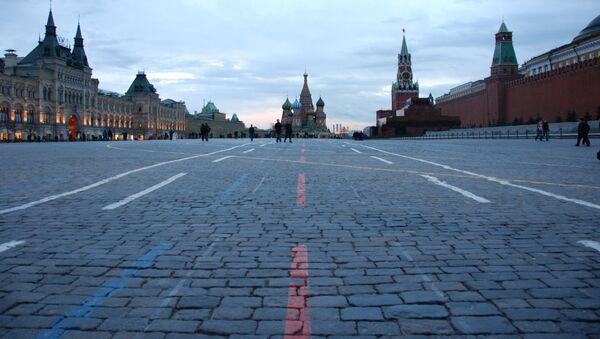 Red Square in early evening - Sputnik Mundo