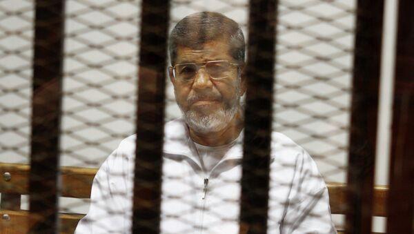 Mohamed Mursi - Sputnik Mundo